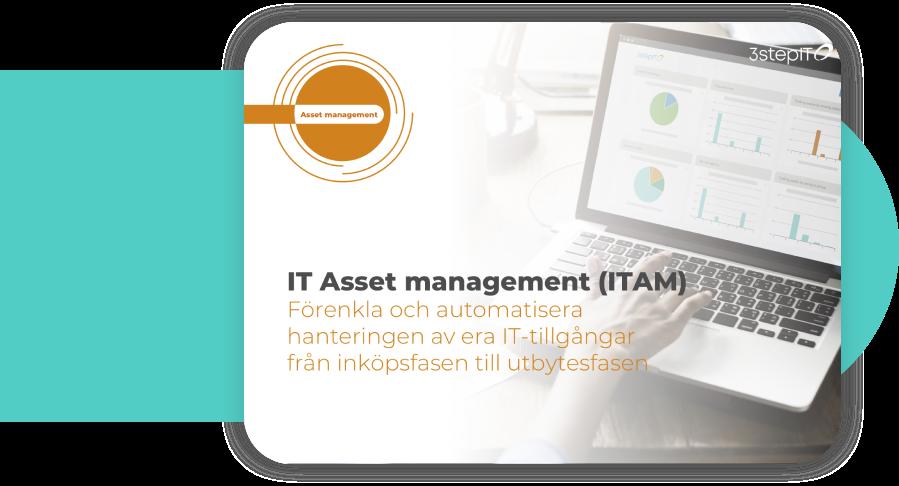 3StepIT - Asset Management Platform FactSheet